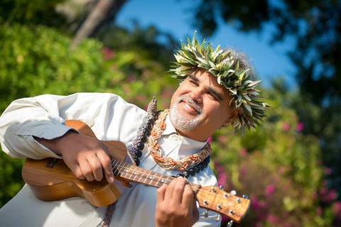 Maui Wedding Minister and Musician Earnest