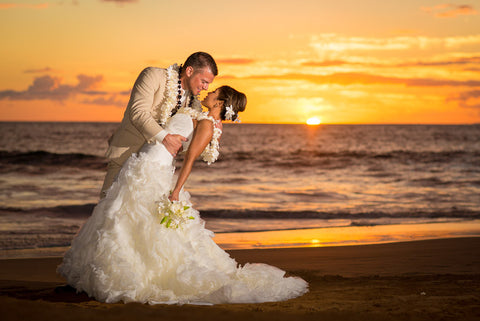 A Paradise Dream Maui Wedding Package