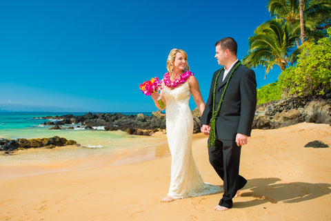 Plumeria Vow Renewal Package