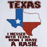 Funny State Pride Texas Novelty T Shirt