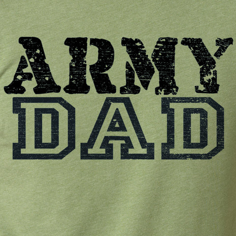 Army Dad Novelty T Shirt