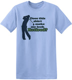 Retired Funny Novelty T Shirt