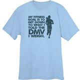 My-Fitness-Goal-Funny-Novelty-T-Shirt-Lt-Blue