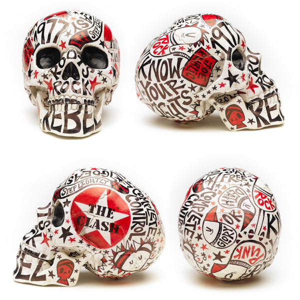 The Clash Skull