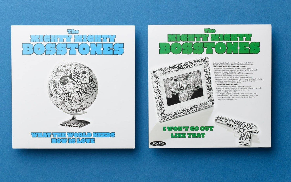 The Mighty Mighty Bosstones HTTD #19 | Fine Art and Limited Edition Prints | The Art Of Nan Coffey