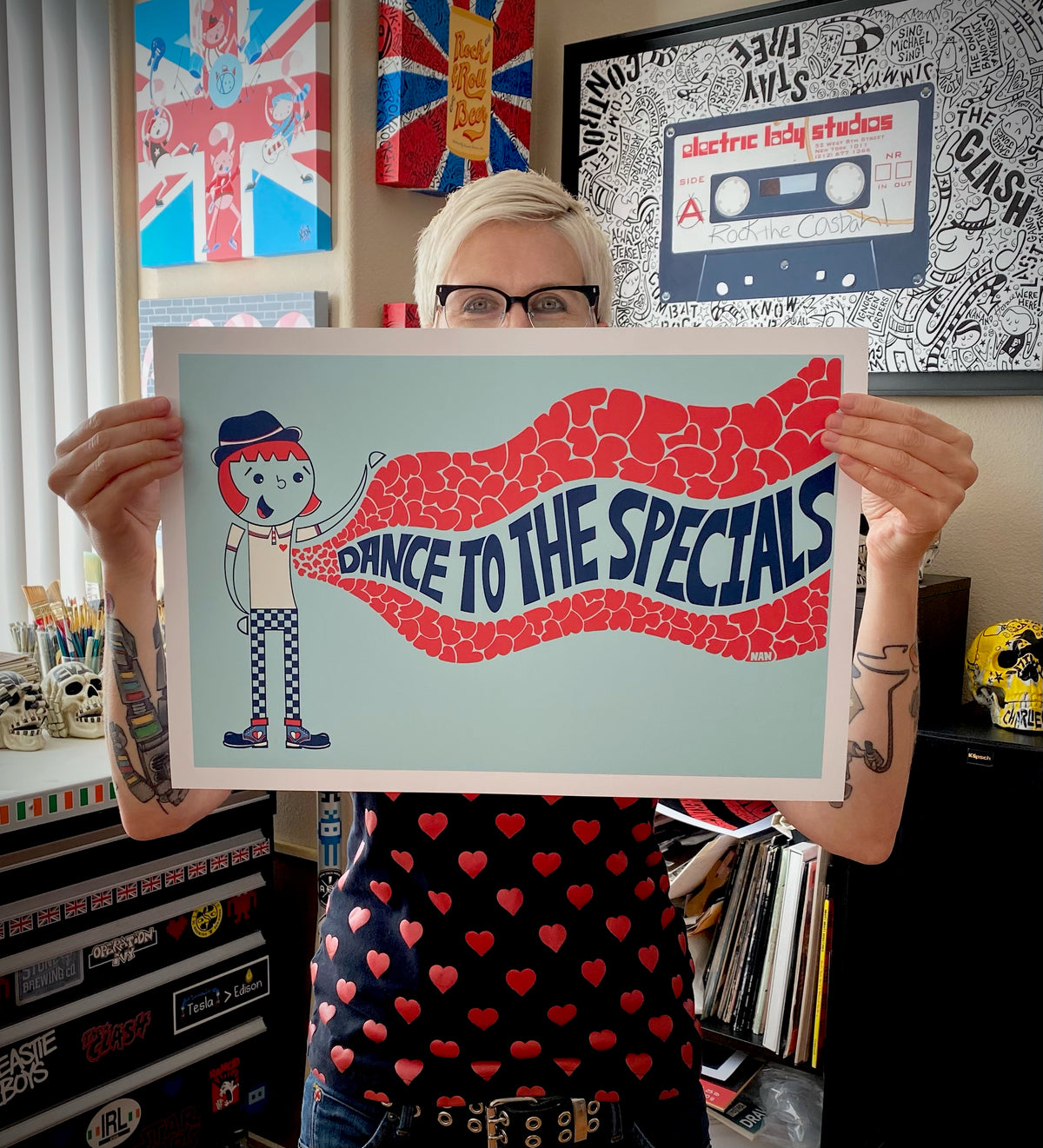 💙 What's In My Heart - Dance To The Specials 💙