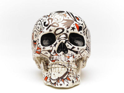 Skull | Halloween | Art All Over | Fine Art and Limited Edition Prints | The Art Of Nan Coffey