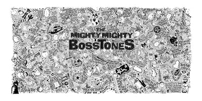 What The World Needs Now is More BossToneS - The Art Of Nan Coffey