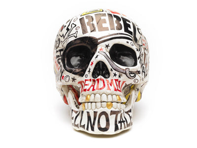 Skull | Pirate | Art All Over | Fine Art and Limited Edition Prints | The Art Of Nan Coffey