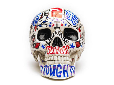 Skull | The Ramones | Art All Over | Fine Art and Limited Edition Prints | The Art Of Nan Coffey