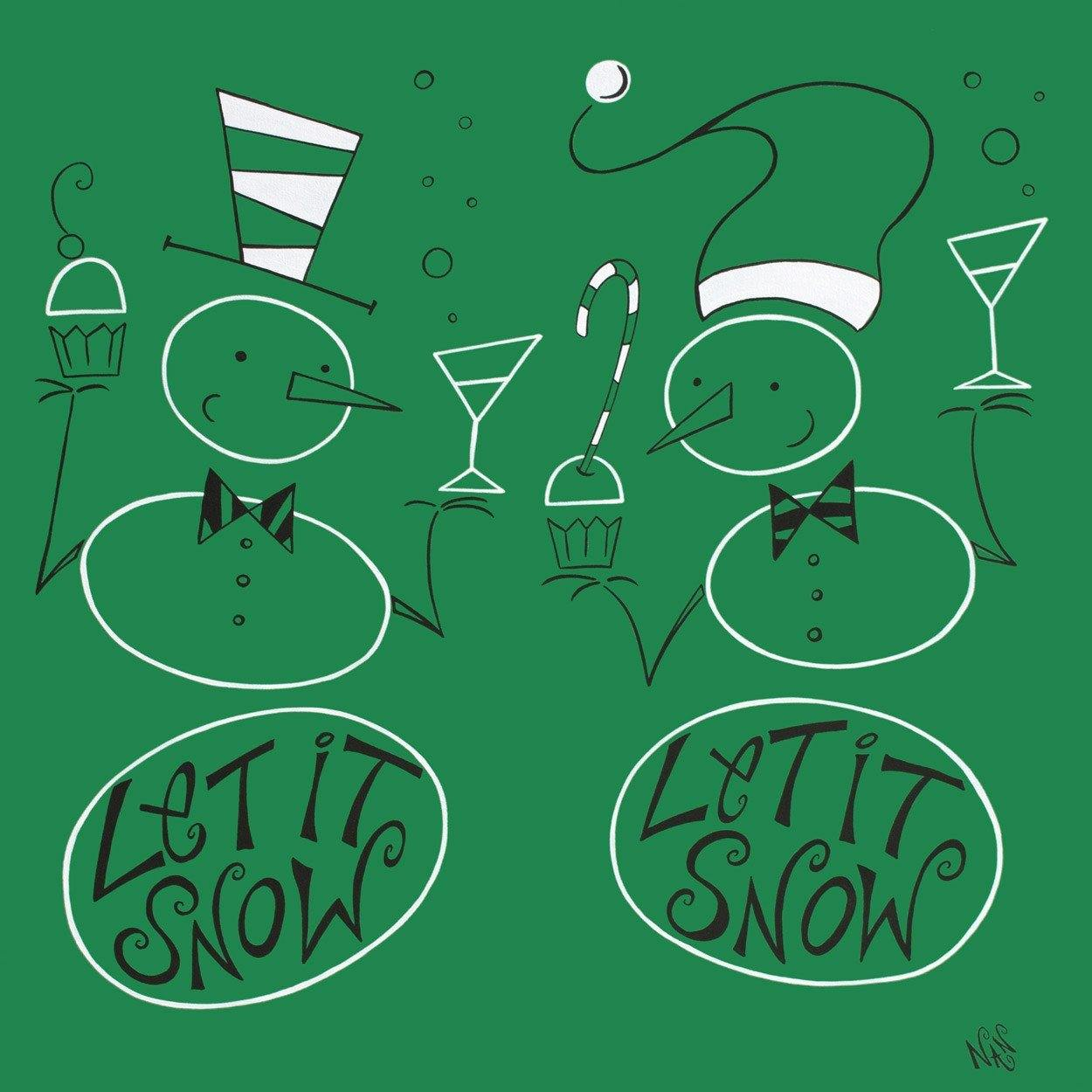 Let It Snow - Prints | Fine Art and Limited Edition Prints | The Art Of Nan Coffey
