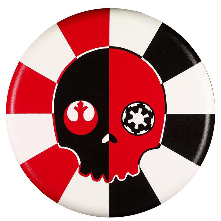 "Rebel StarWars 20"" Round - The Art Of Nan Coffey"