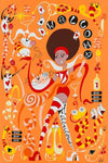 The Lady Luck - Original | Fine Art and Limited Edition Prints | The Art Of Nan Coffey