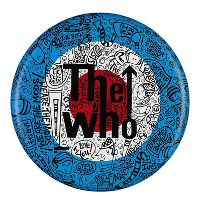 "The Who 20"" Round - Original 