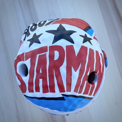 Nan-Painted Starman Mr. Bali Hai Ceramic Mug