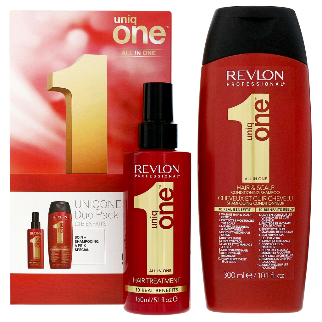 REVLON HAIR TREATMENT SET