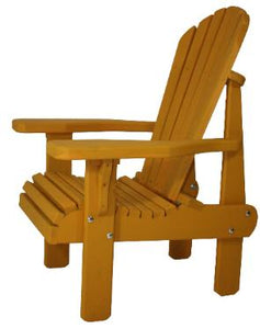 Cedar Adirondack High Chair
