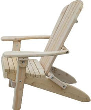 Load image into Gallery viewer, Northern White Cedar Heavy Duty Folding Chair