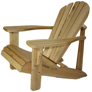 Canadian Handcrafted Insects/weather Resistant Cedar Adirondack/Muskoka Chairs