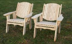 Cedar Patio Chair