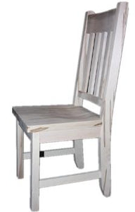 Heavy SlatBack Dining Chair