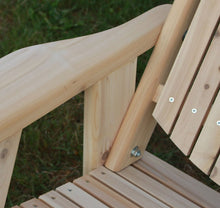 Load image into Gallery viewer, Cedar Patio Chair