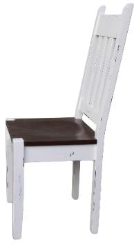 Canadian Maple Homestead Side Dining Chair