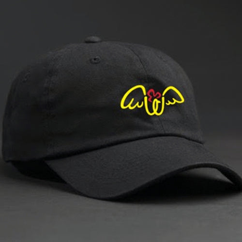 Hat - Black (Color Logo)