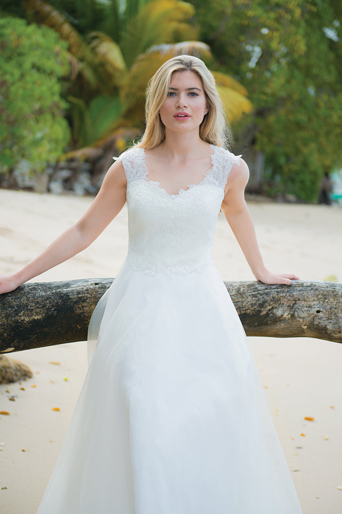 Crystal Cove Bodice and Silver Sands Skirt