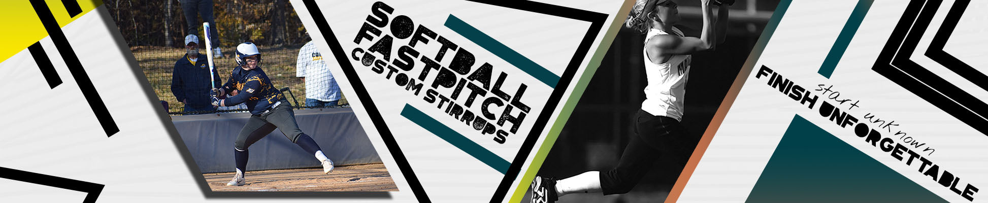 custom fastpitch softball stirrups
