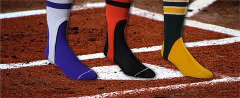 24d4d7276 Baseball season is almost here, so it's time to nail down your team's  uniform for the year. True baseball fans know that socks are the  centerpiece of a ...
