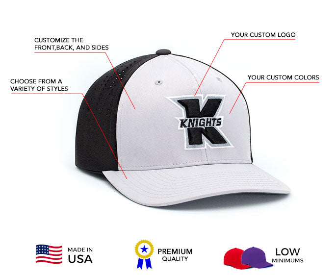 Build Your Own Custom Hats! 929f1150a09a