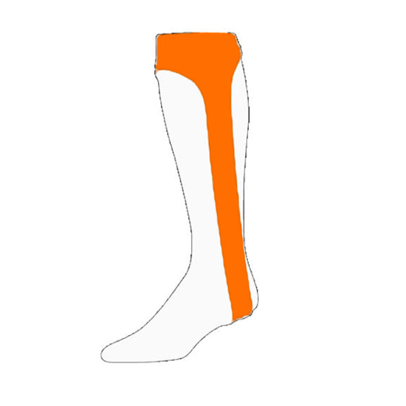 Solid Ribbon Stirrup (PATTERN A) - SocksRock.com