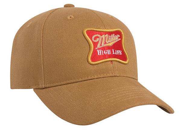 191C Cotton Heavyweight Duck Hat Velcro Adjustable - SocksRock.com