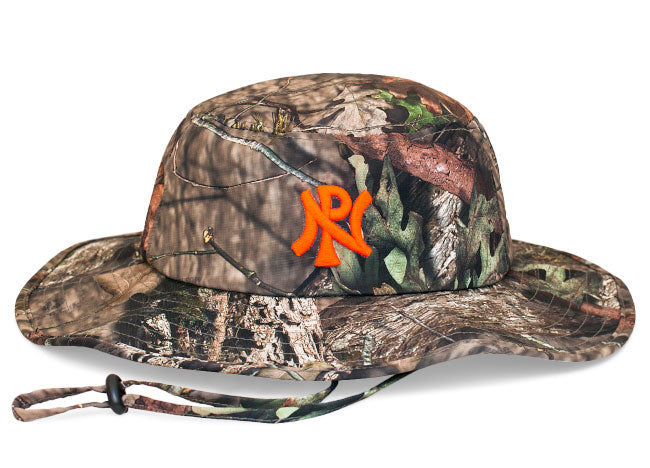 1948 Active Sport Mossy Oak® Camo Boonie One Size Fits Most Hat - SocksRock.com