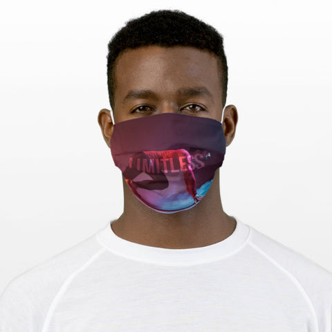 Limitless Polyester Face Guard - SHIPS FAST!