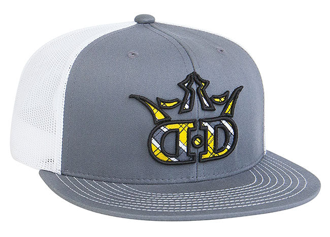 4D3 D-Series Trucker One Size Fits Most Hat - SocksRock.com