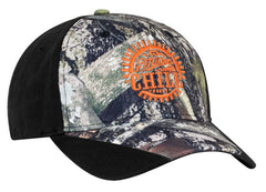 673C Brushed Cotton Camo Hat