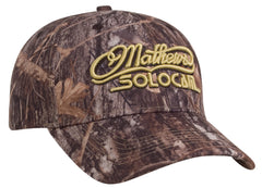 690C Structured Camo Hat