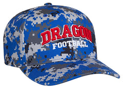 708F Performance Digi Camo Hat
