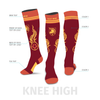 Blaze Custom Soccer Socks
