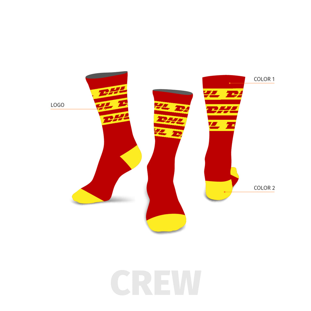 Event Logo Custom Sock