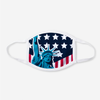 Statue of Liberty Polyester Face Guard - SHIPS FAST!