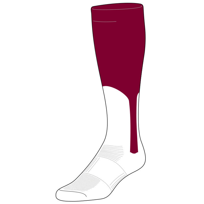 Best place to buy solid stirrup sock 7 baseball stirrup for Best place to buy stockings