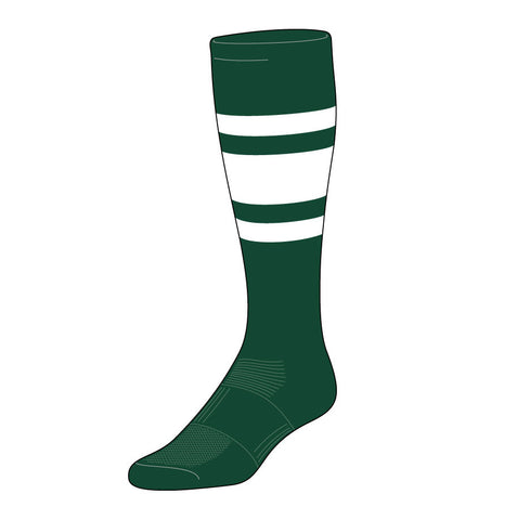 Northwestern Baseball Sock (BPS-C)