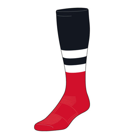Red Sox Baseball Sock (BPS-G)