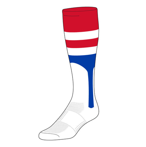 Red Sox Stirrup Sock (BPX-G)