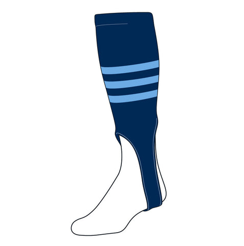 Triple-Stripe Stirrup (PATTERN B)