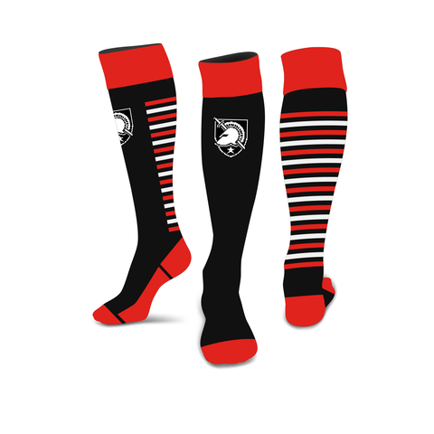 Buy Custom Soccer Socks Available In Your Team Colors, Logo and Text