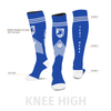 Vanguard Custom Basketball Socks - SocksRock.com